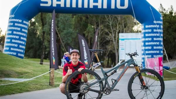 Bike Check: Chris Panozzo's Santa Cruz Tallboy