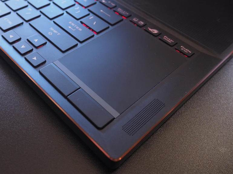 In pictures: Asus ROG Zephyrus