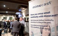 Mimecast names top Australian partners