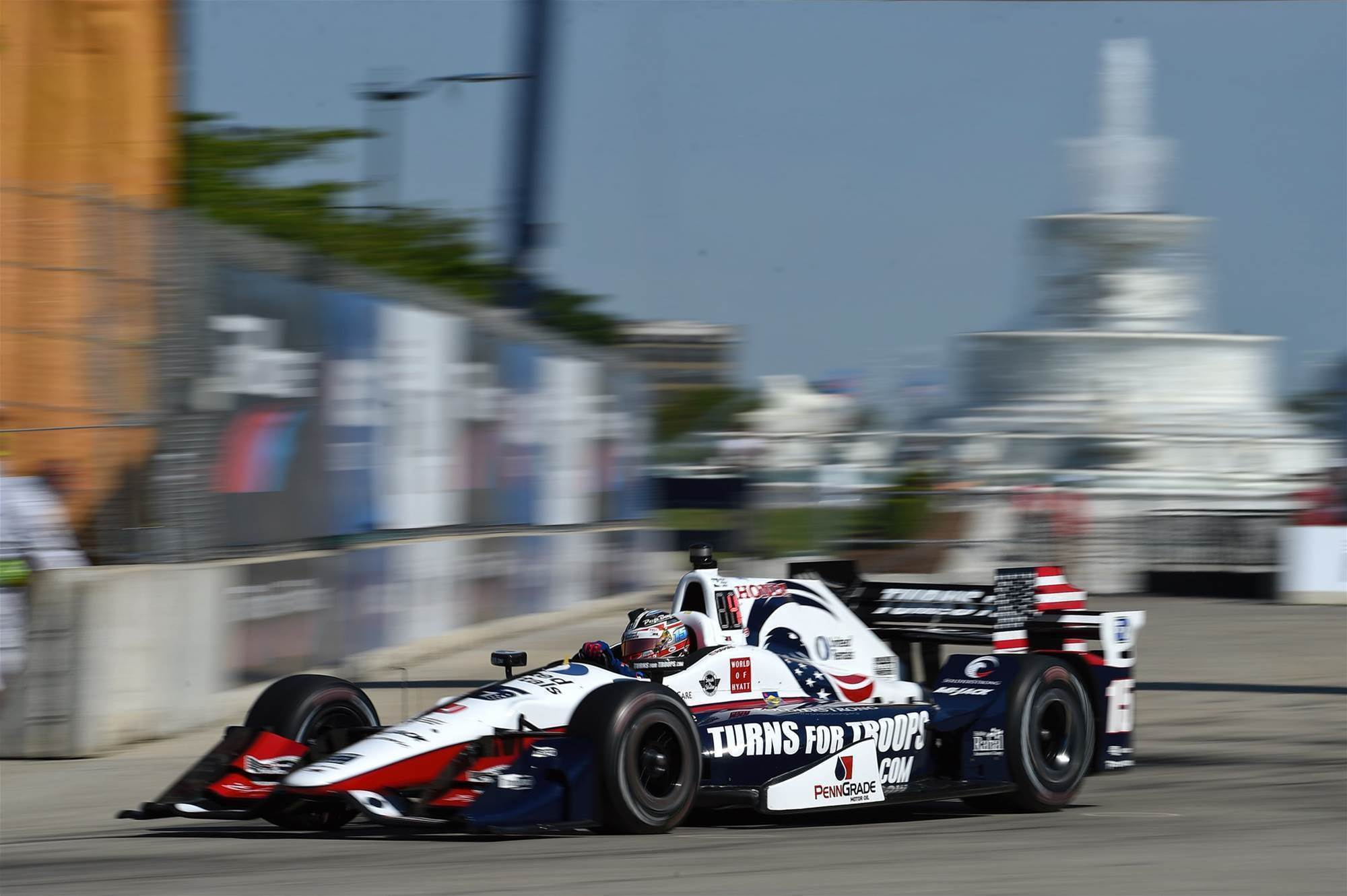 Pic gallery: Detroit Indycars