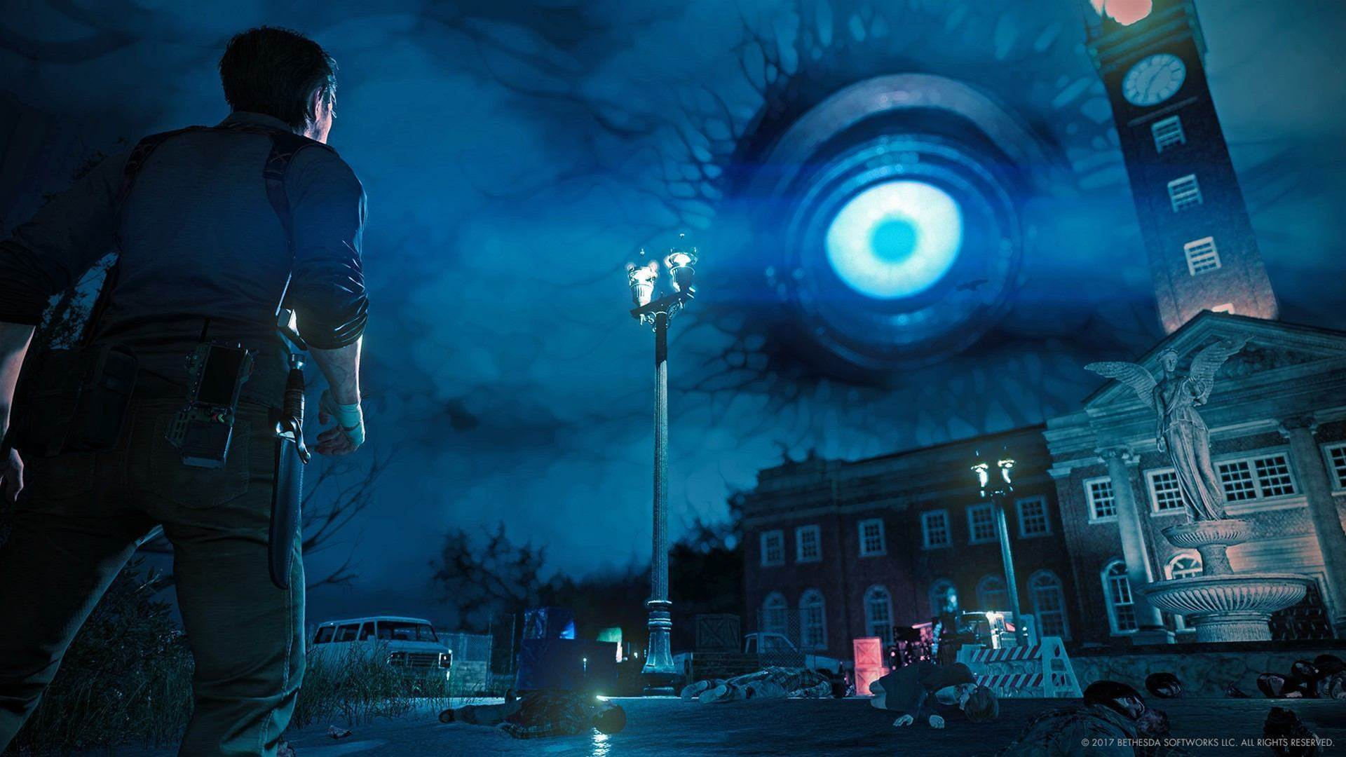 Sinister screenshots for The Evil Within 2