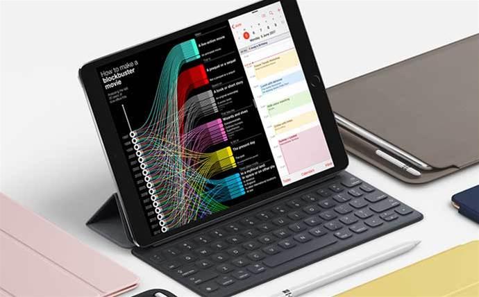 Apple iPad Pro vs iPad