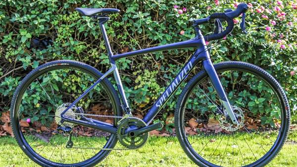 Open the road with Specialized's new Diverge