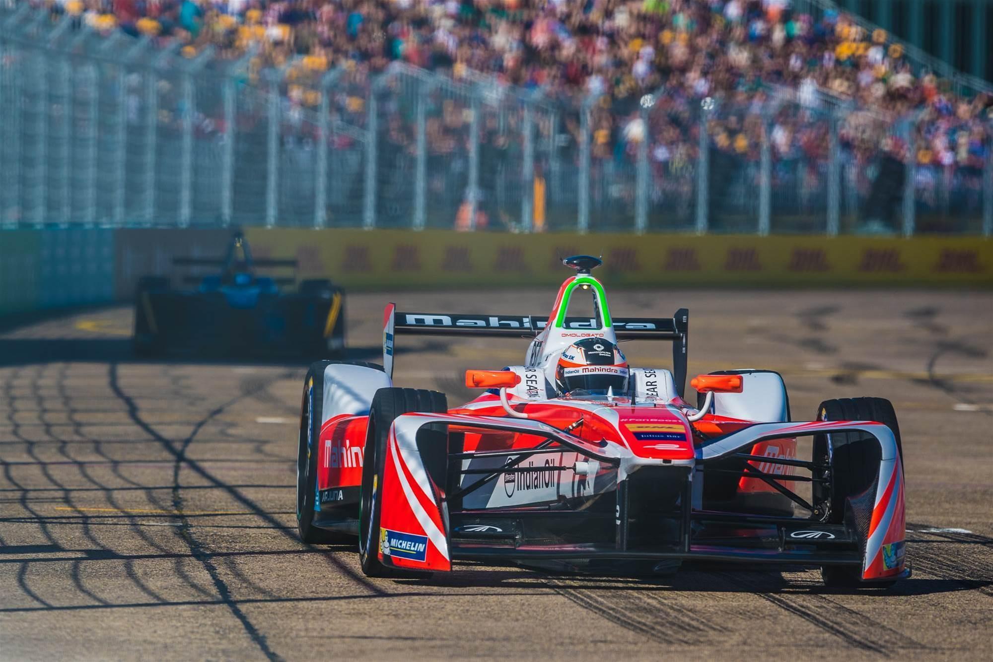 Berlin Formula E pic gallery