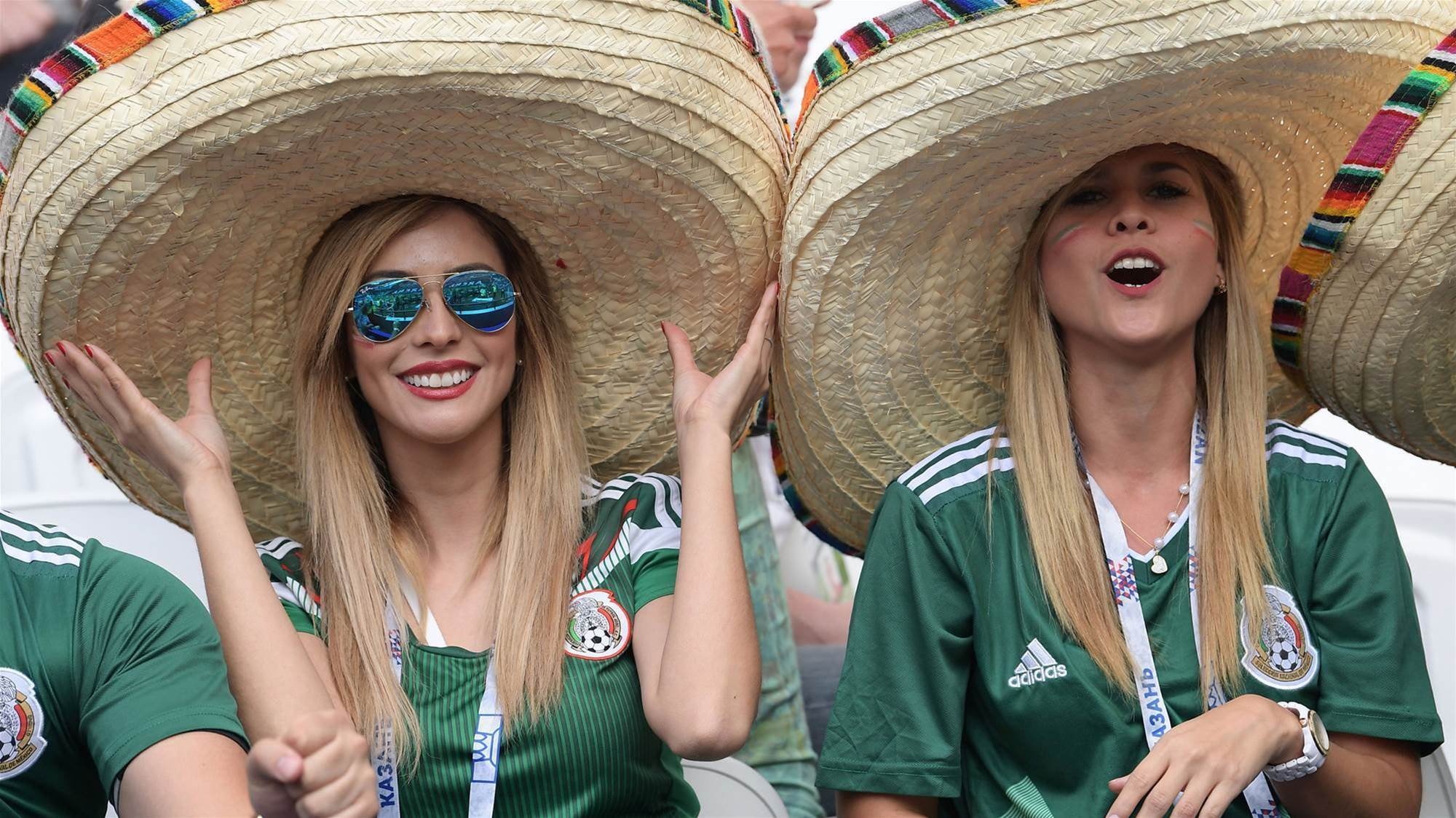 Confederations Cup: Fans pic special