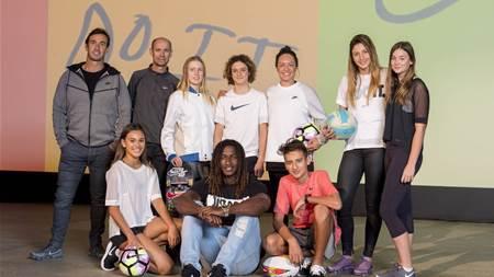 Nike unveils irreverent new Australia-specific ads