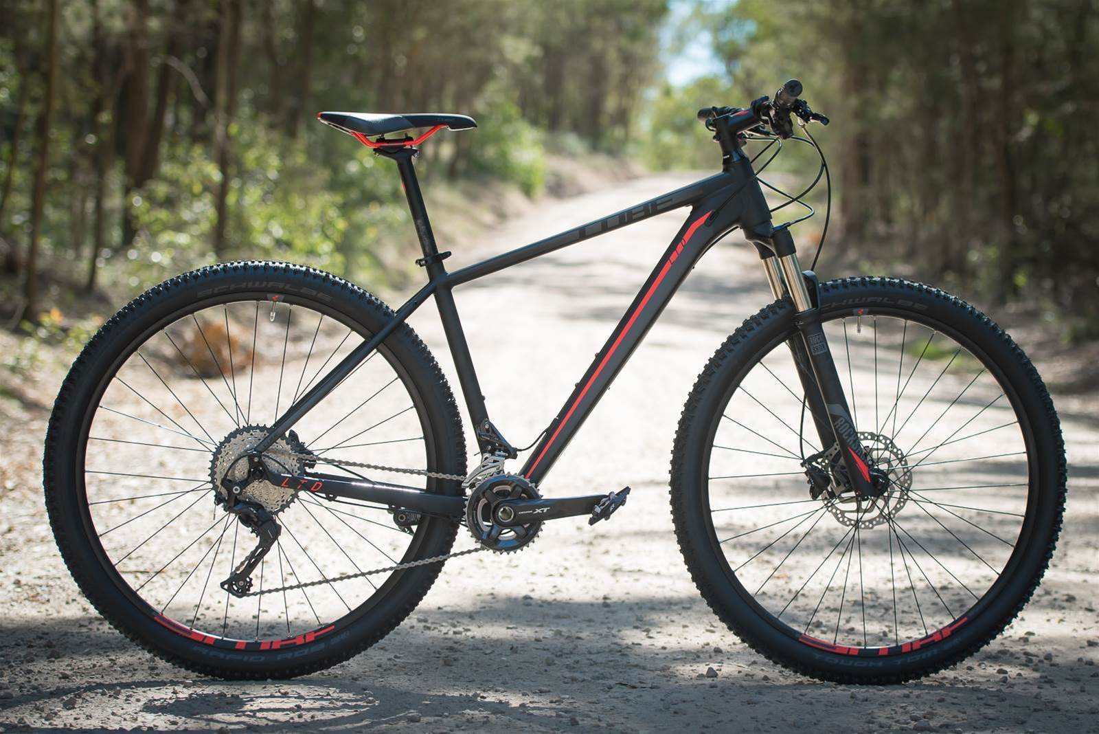 TESTED: Cube Limited Pro HT