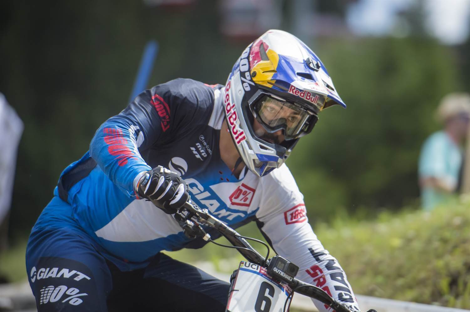 Minaar and Nicole win at Lenzerheide!