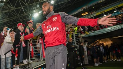 Pic Special: Arsenal Meet The Fans In Sydney