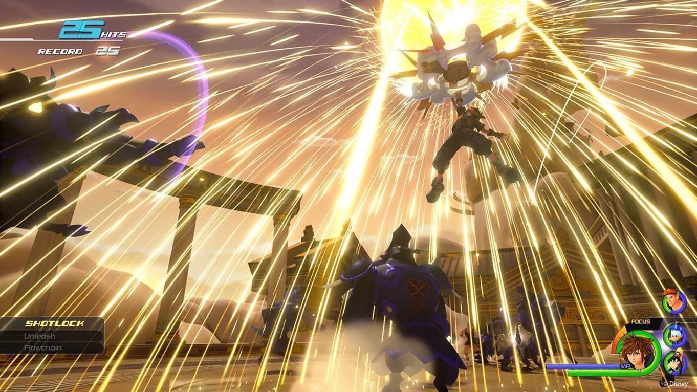 New screens from Kingdom Hearts 3