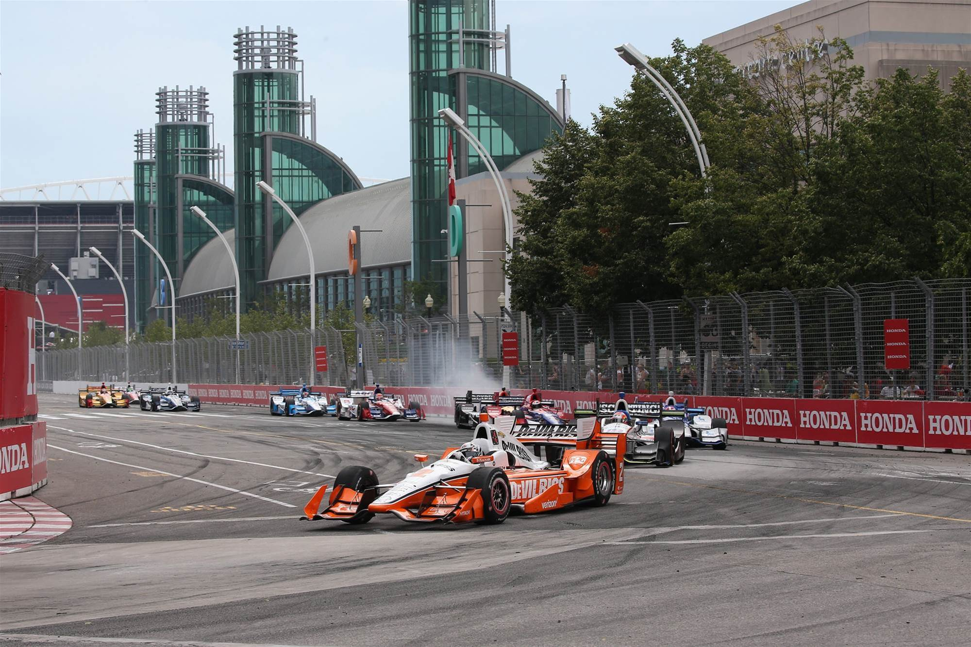 Pic Gallery: Toronto Indycars
