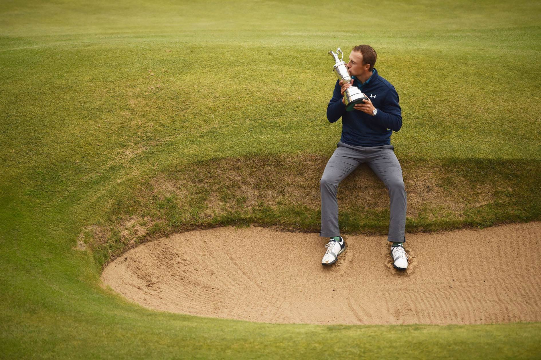 THE OPEN: Best final round images