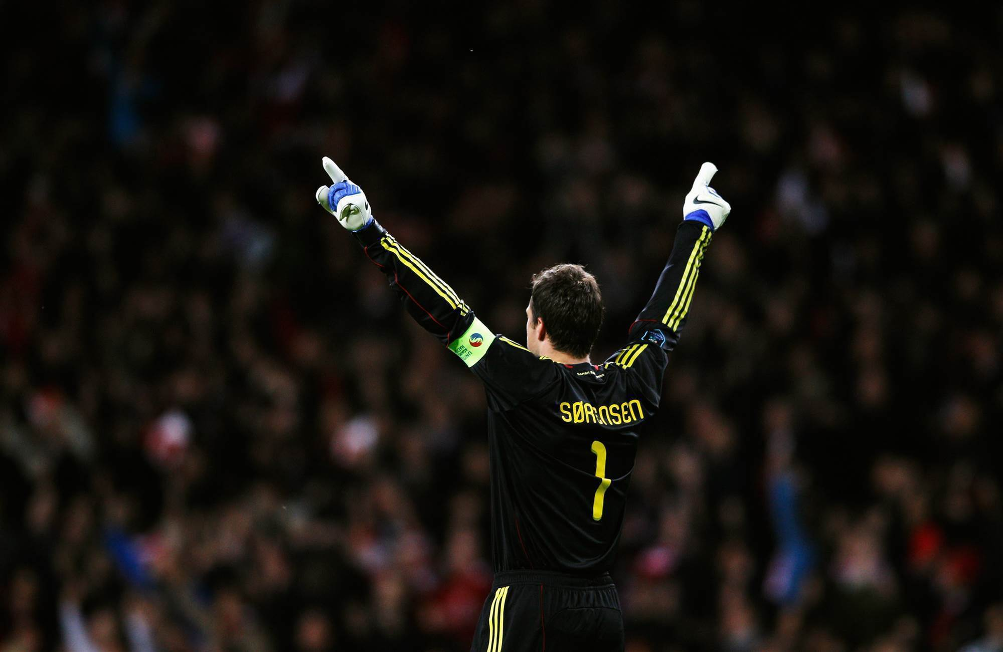 Thomas Sorensen's career in pictures