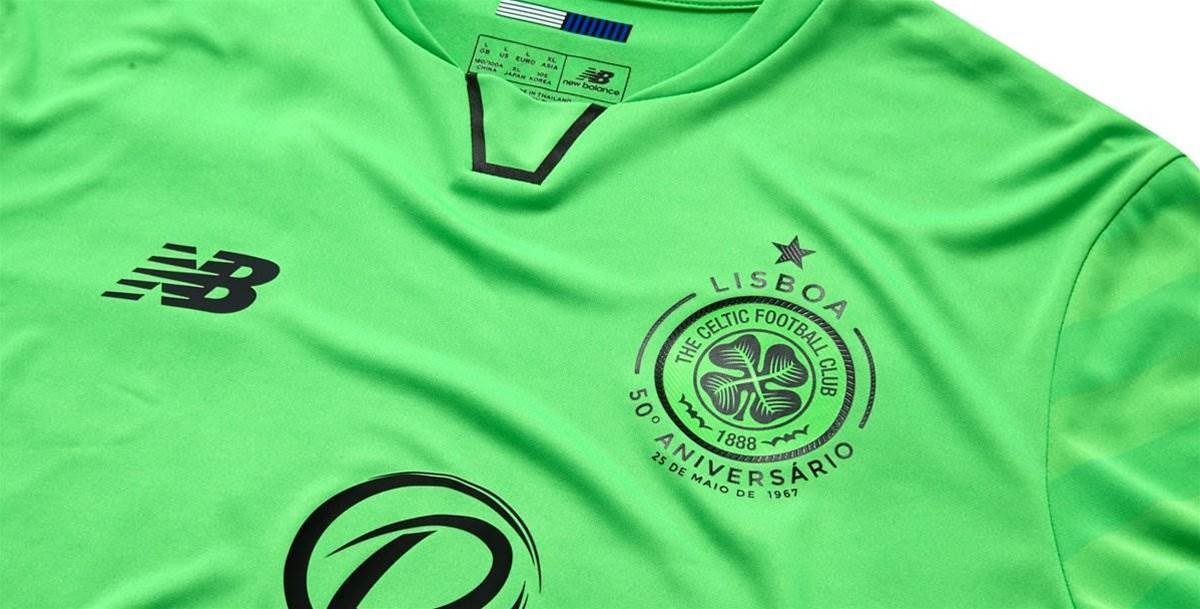 Gallery: Celtic unveil 2017-18 Third Kit