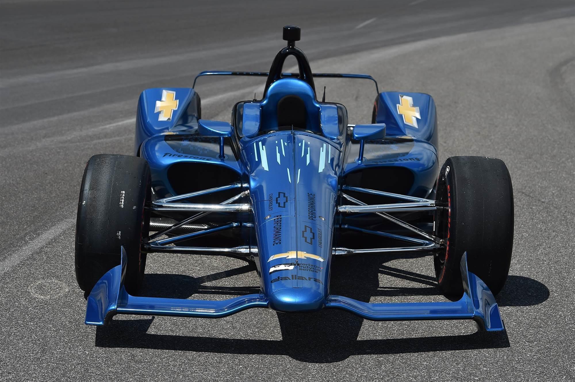 Pic gallery: 2018 Indycar