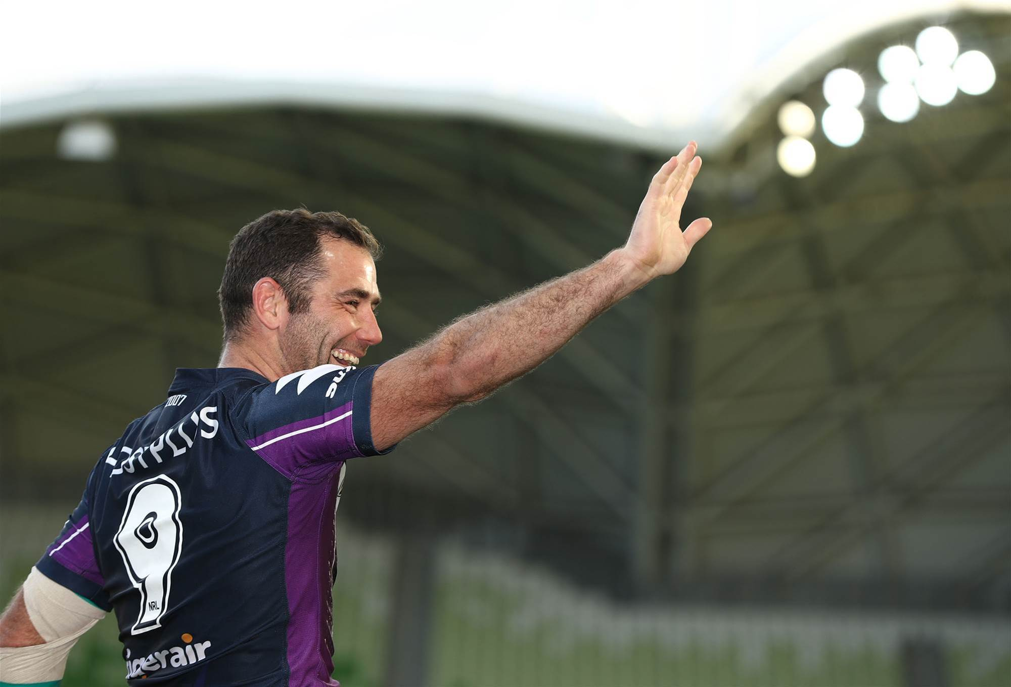 Pic special: Cameron Smith's 350th game