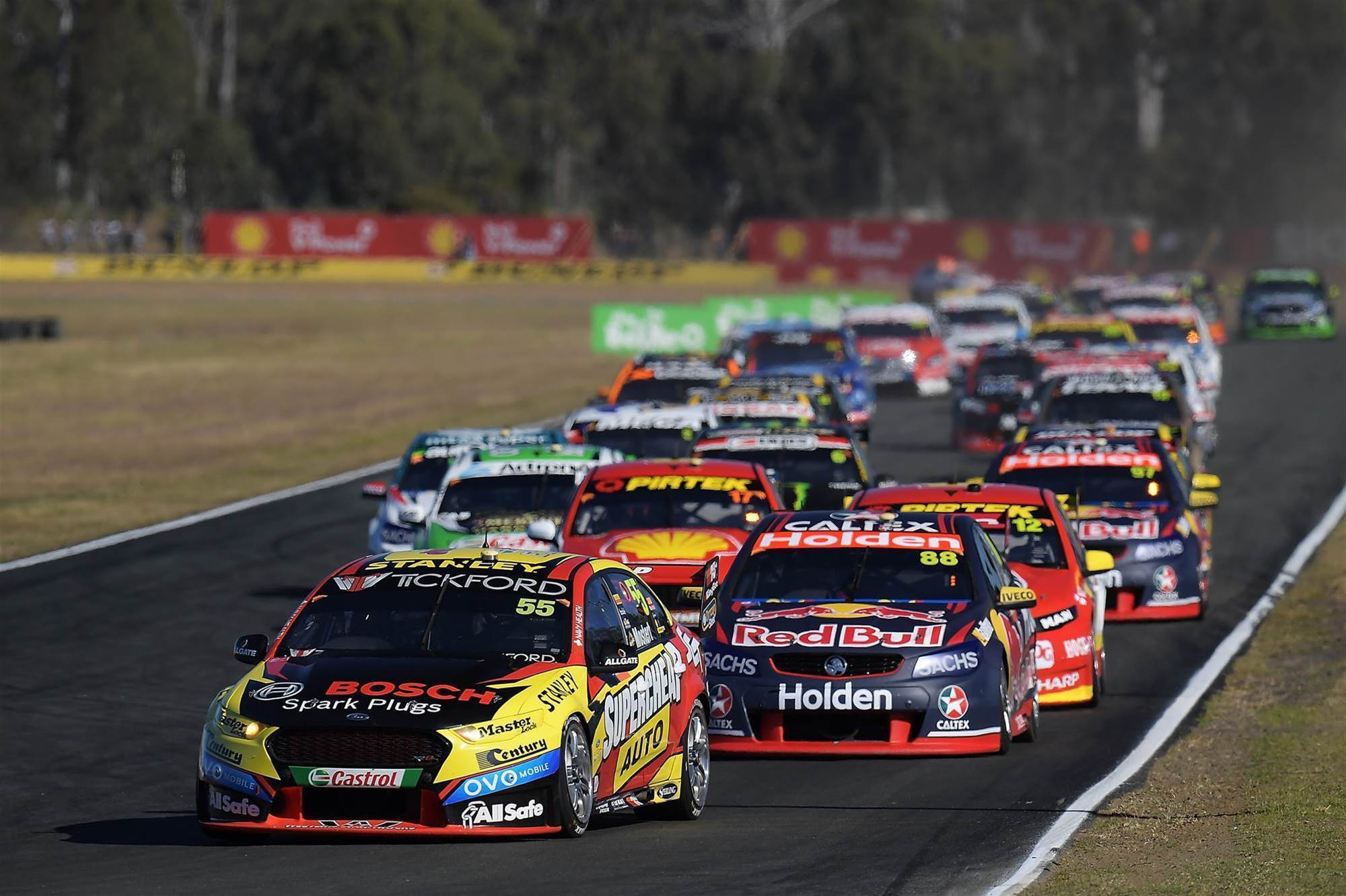 Pic gallery: Ipswich Supercars