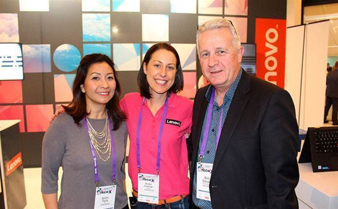 Resellers and vendors launch Dicker Data TechX in Perth
