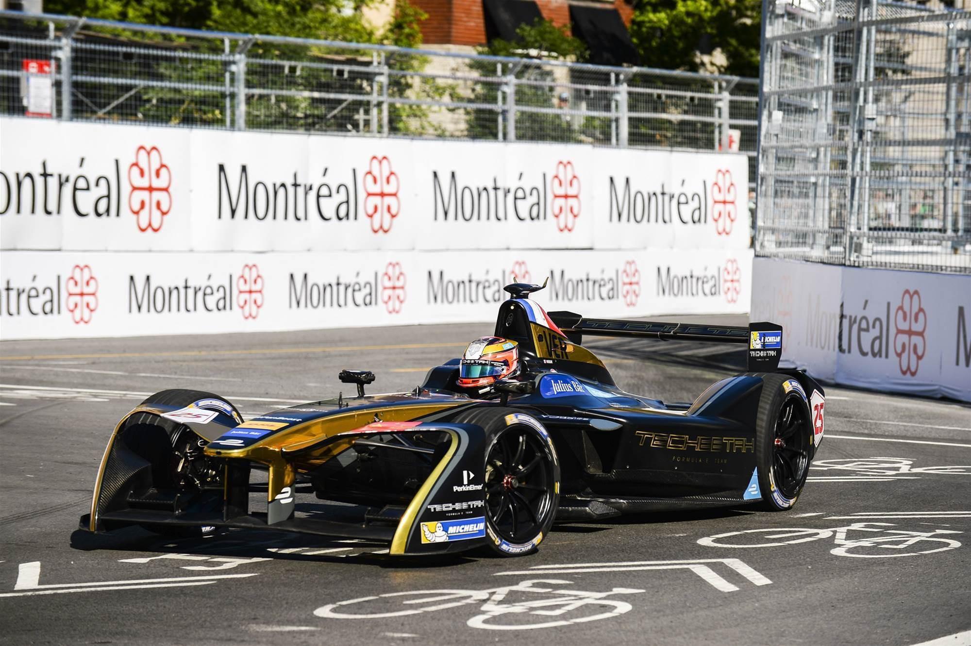 Pic Gallery: Montreal Formula E