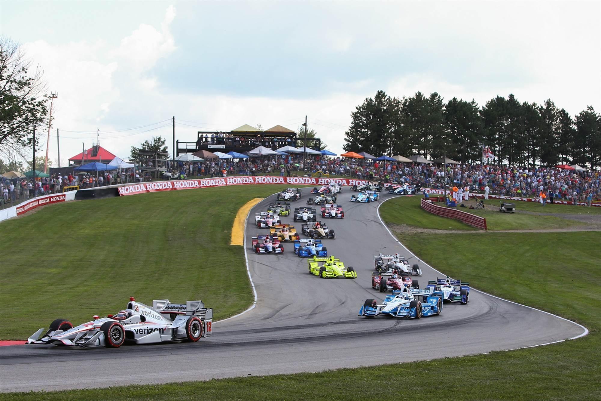 Pic gallery: Mid-Ohio Indycars