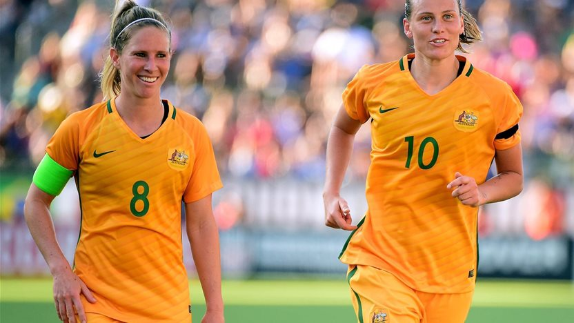 Pic special: Matildas crowned champions