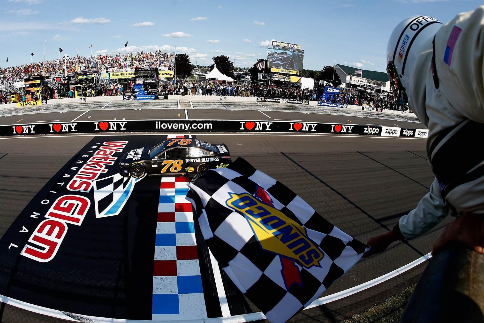 Pic gallery: Watkins Glen NASCAR
