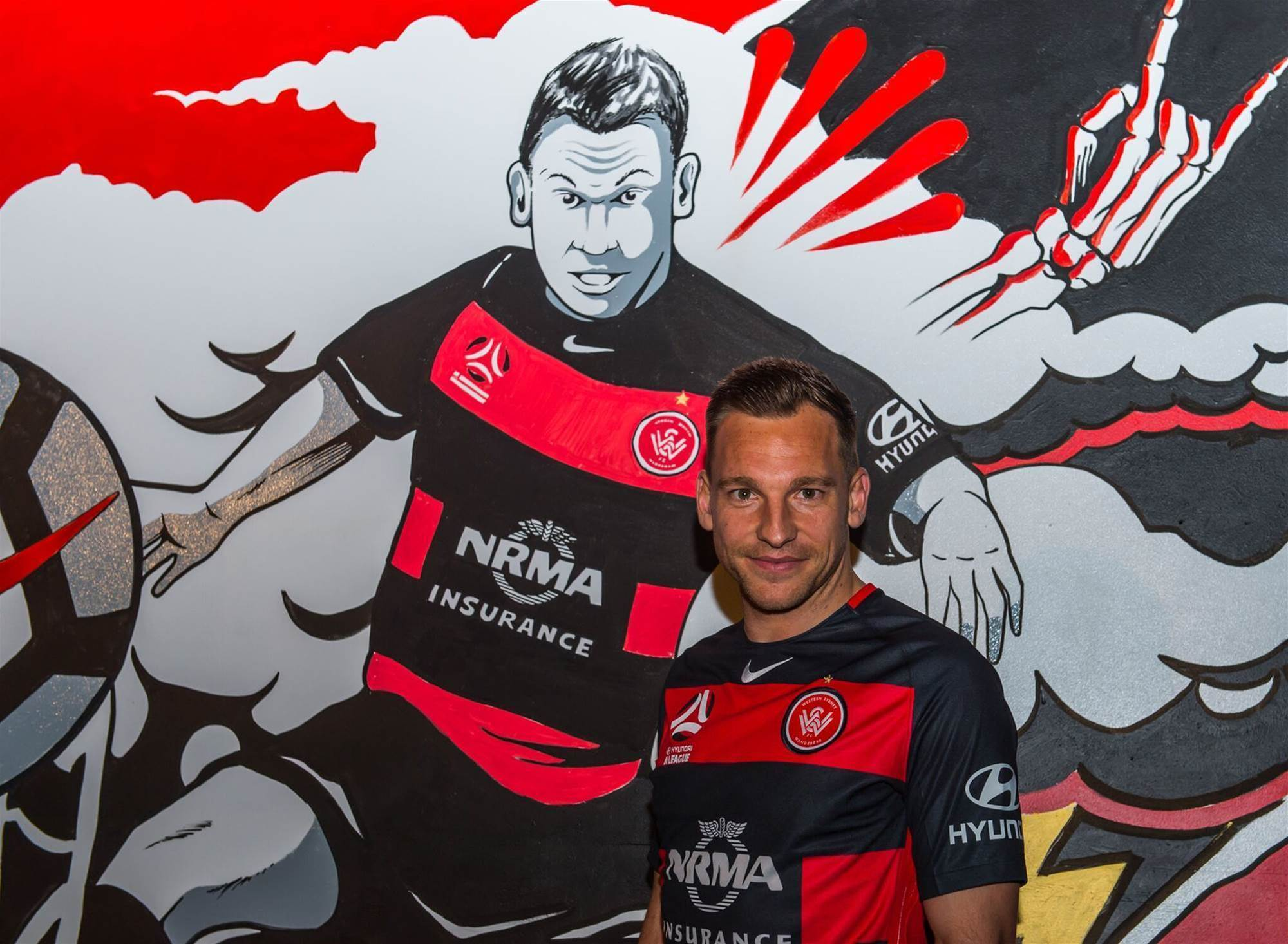 Gallery: Wanderers unveil new kit