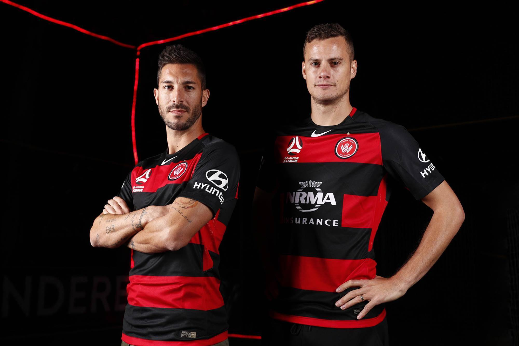 Pic special: Wanderers kit launch