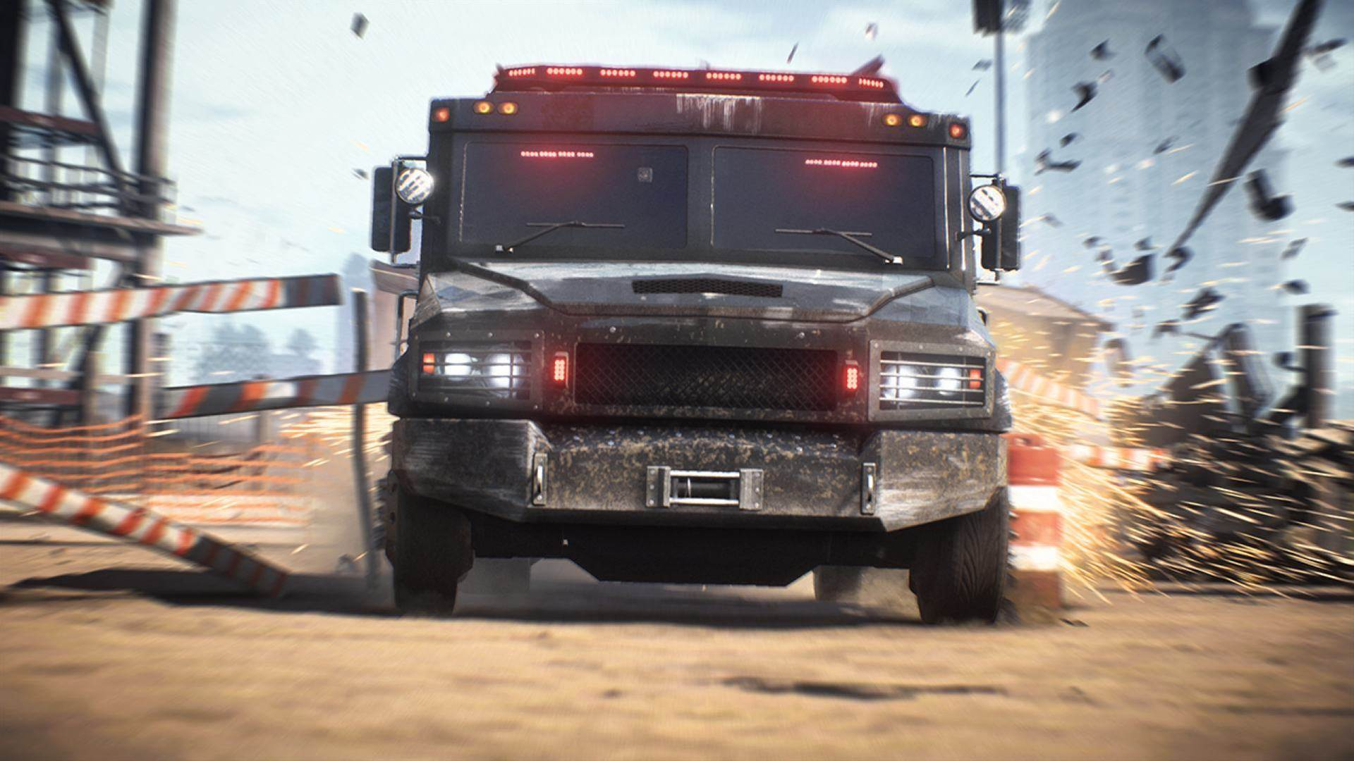 Cop-jinking screens for Need for Speed Payback