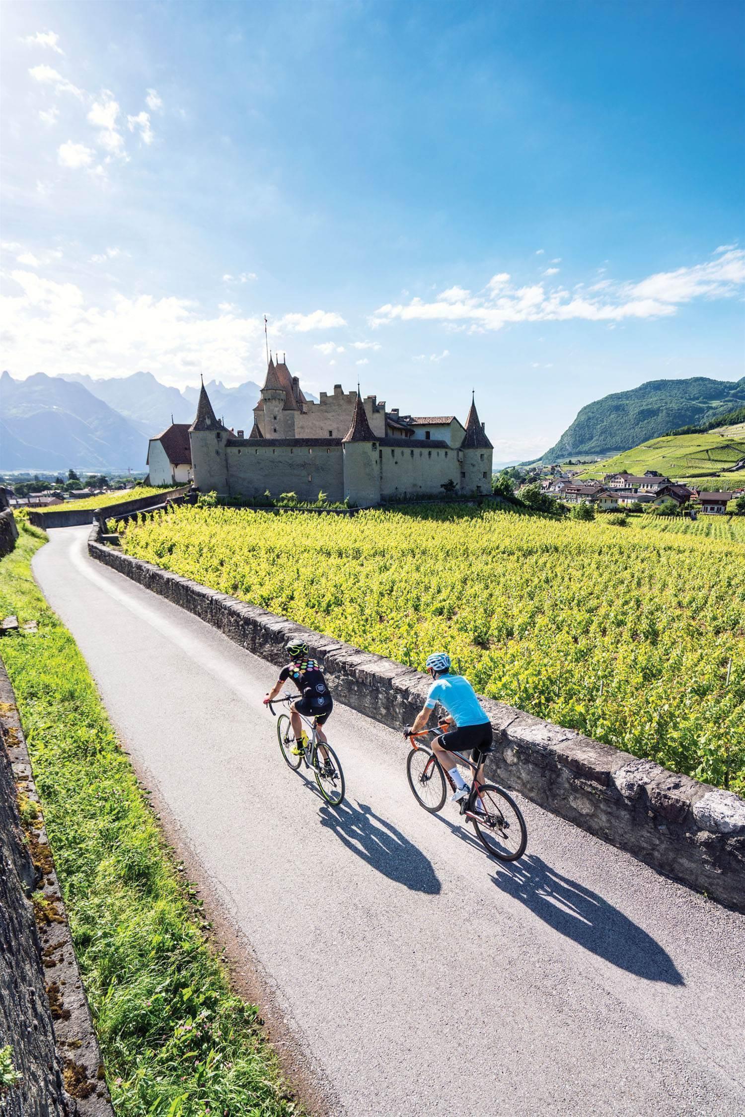 BEST RIDES: Vaud Alps, Switzerland
