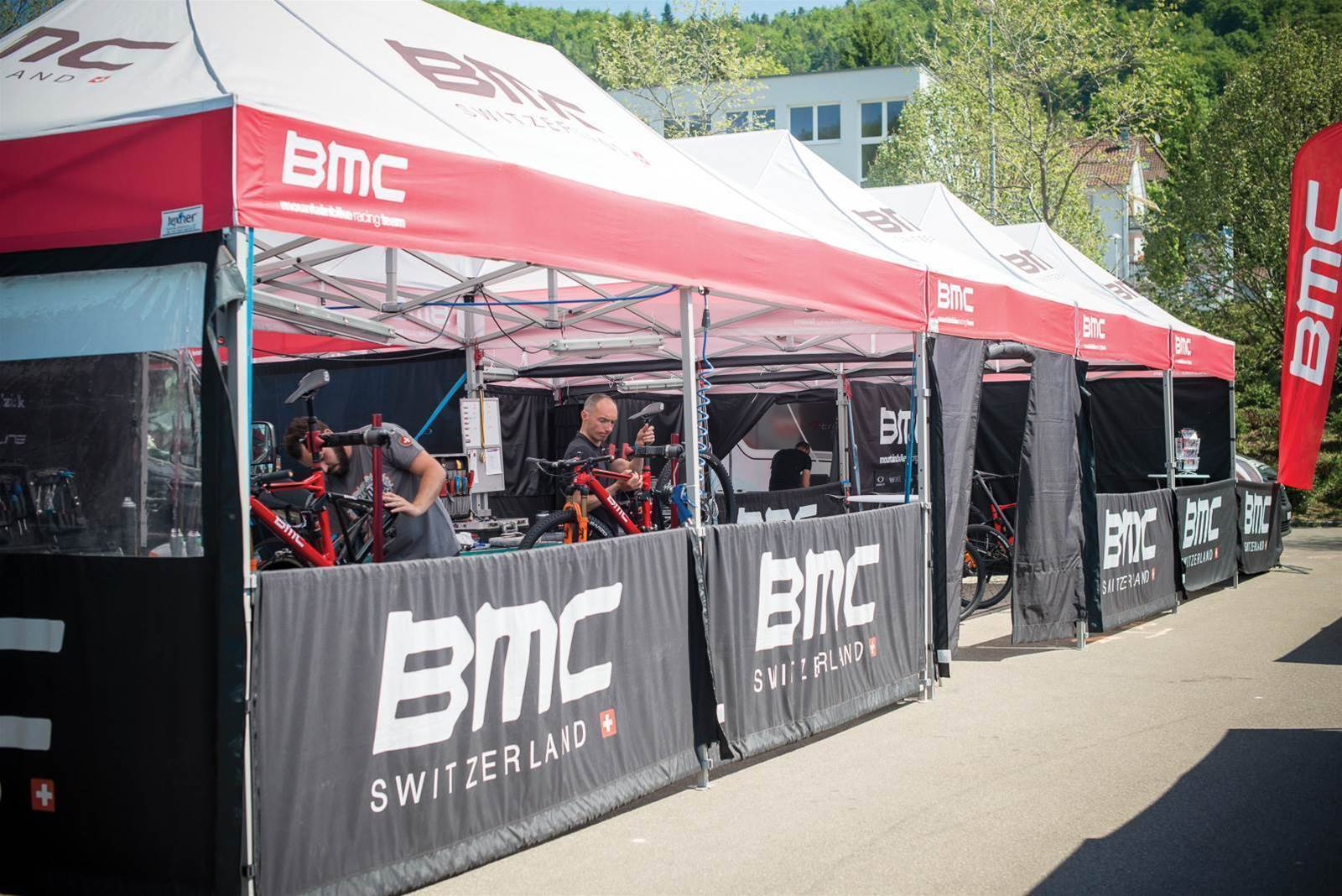 Life on the road with BMC
