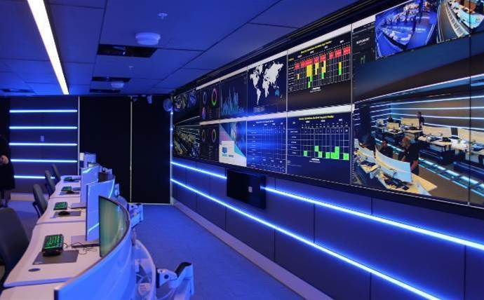 Inside Telstra's new Sydney Security Operations Centre