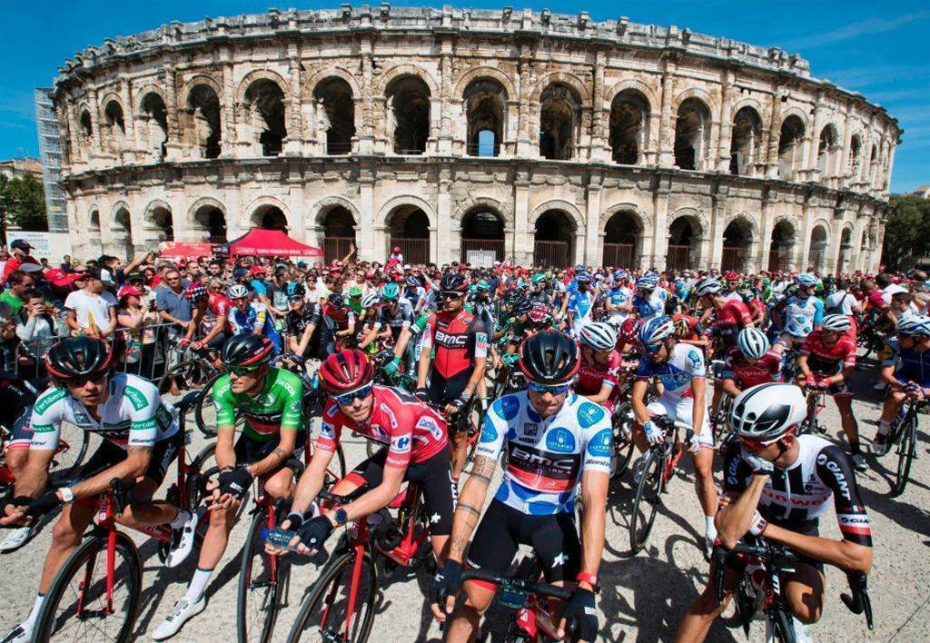 10 of the best photos from week one of the Vuelta
