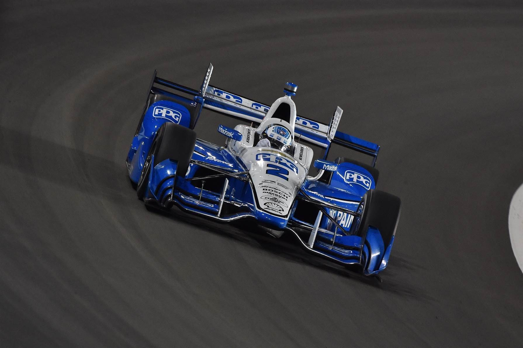 Pic gallery: Gateway Indycars