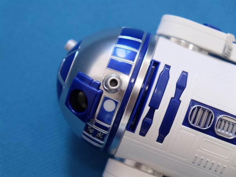 Sphero R2-D2 remote