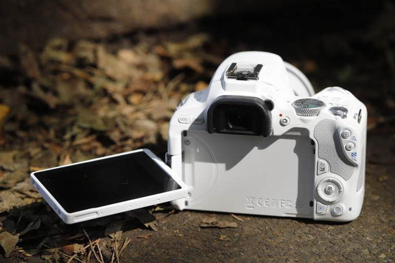 In pictures: Canon EOS 200D