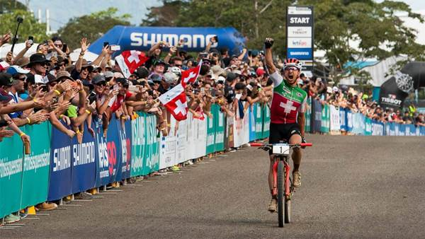 The Swiss sweep in Cairns