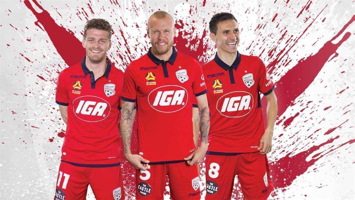 Rate every A-League club's 2017/18 kit
