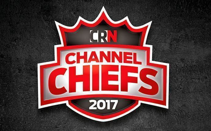 The 2017 CRN Channel Chiefs