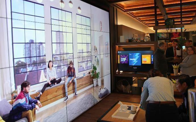 Inside Optus First Flagship Smart Home Store In Sydney