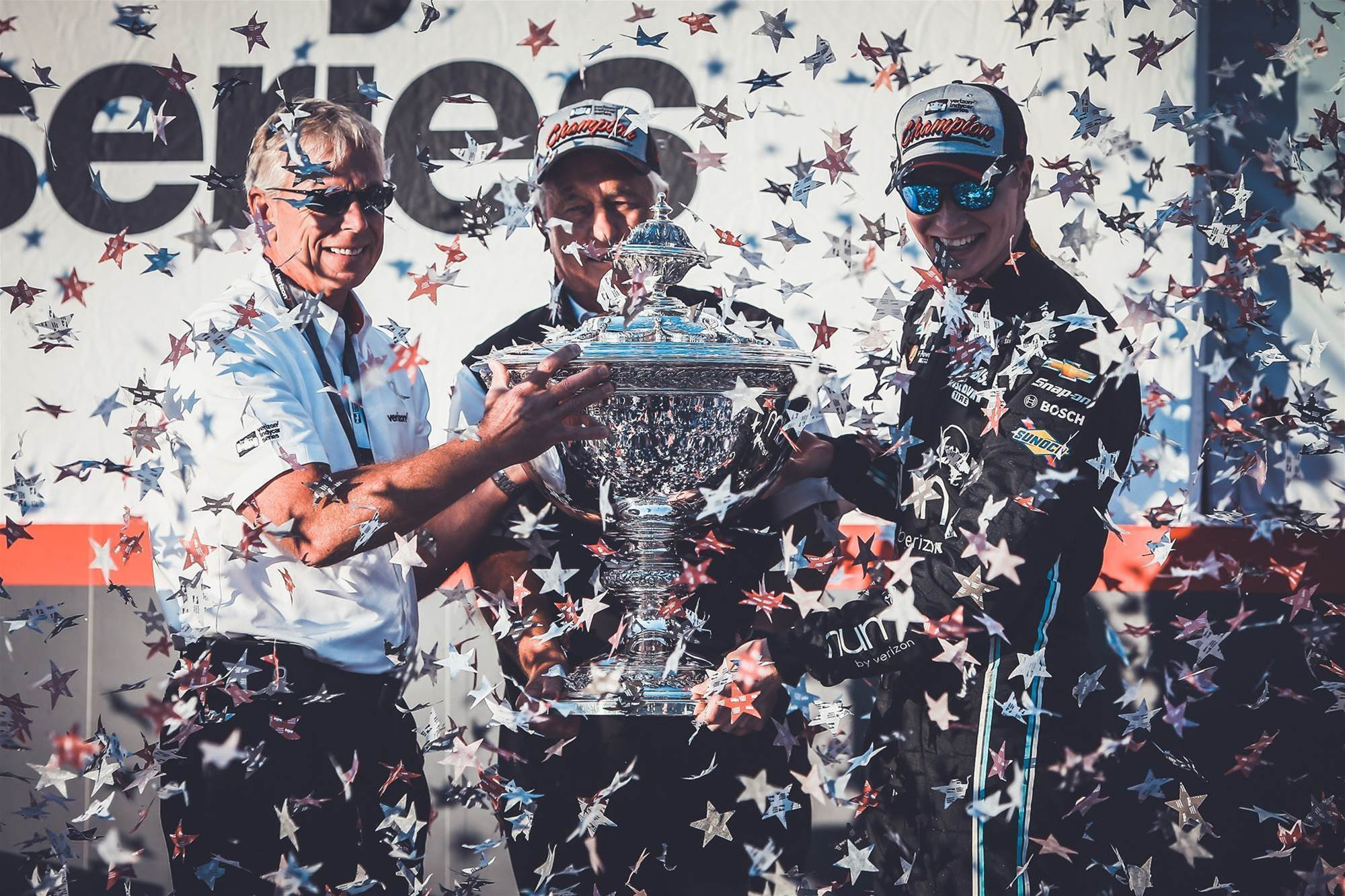 Pic gallery: Sonoma Indycars