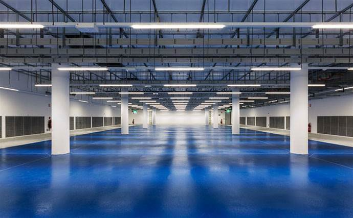 Behind the scenes at Australia's new hyperscale data centre