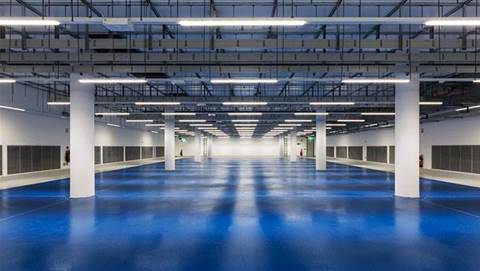 Behind the scenes at AirTrunk's Sydney data centre