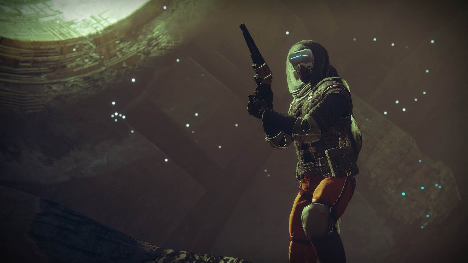 These Destiny 2 launch screens strike a pose