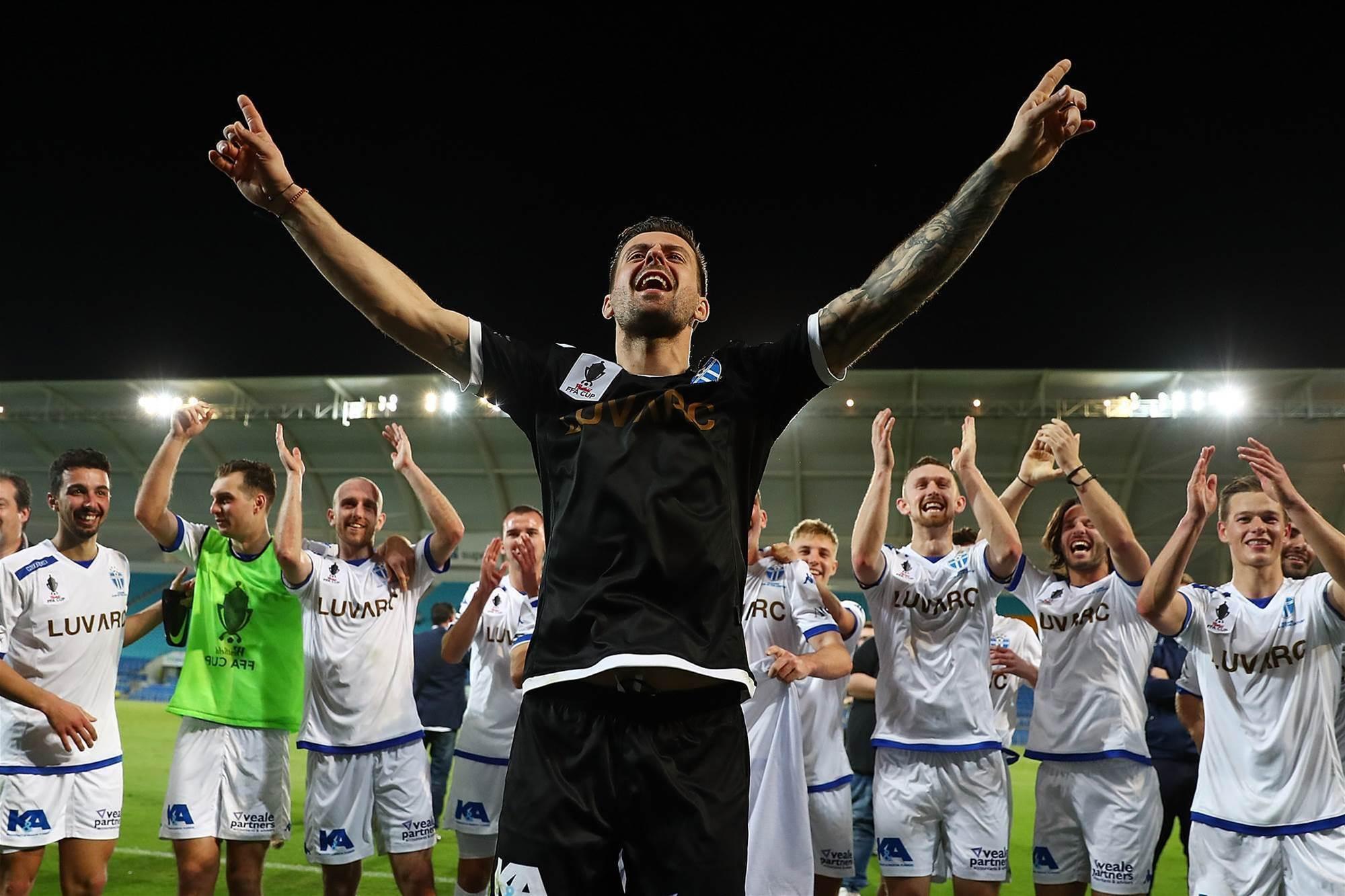 FFA Cup quarter-finals pic special