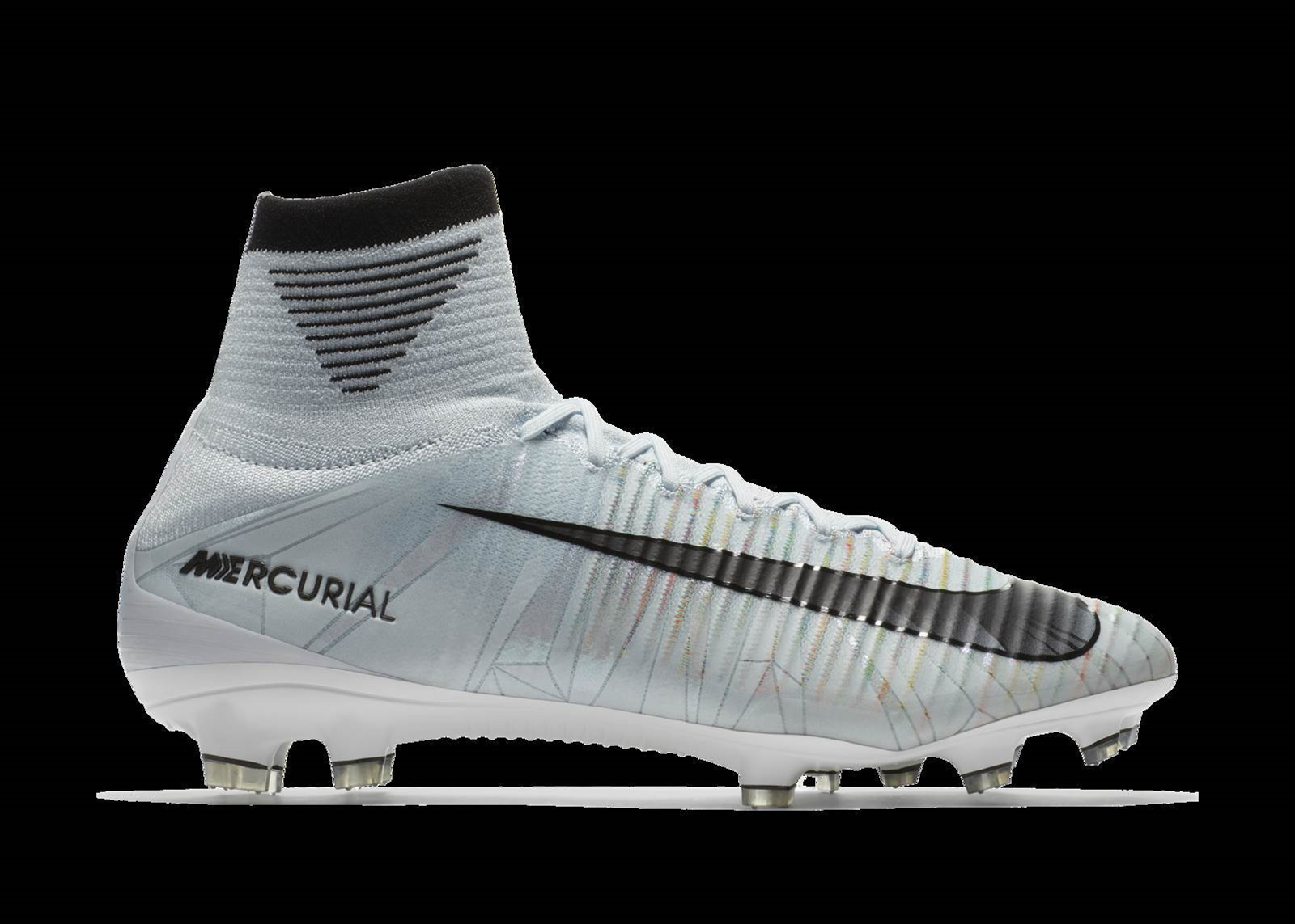 Diamonds & boots: Ronaldo's new Nikes