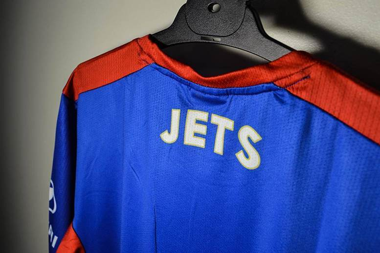 Jets set to soar in new look VIVA kits