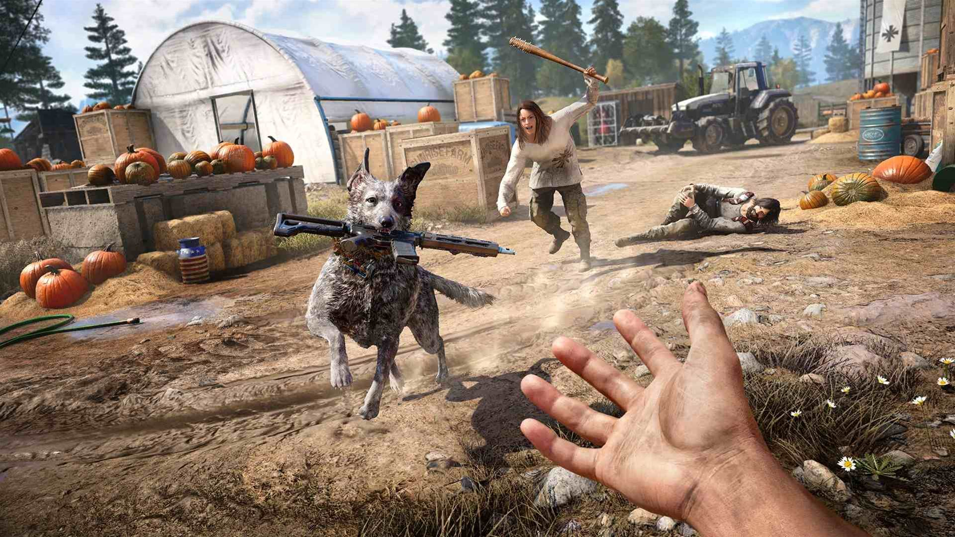 Doggone awesome screens for Far Cry 5