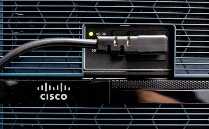 Cisco's networking share continues to slip: report