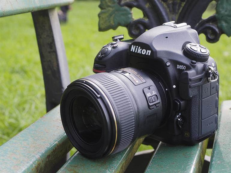 Nikon D850 in pictures